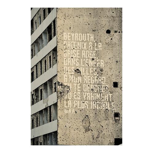 Ben P. vs. Beirut