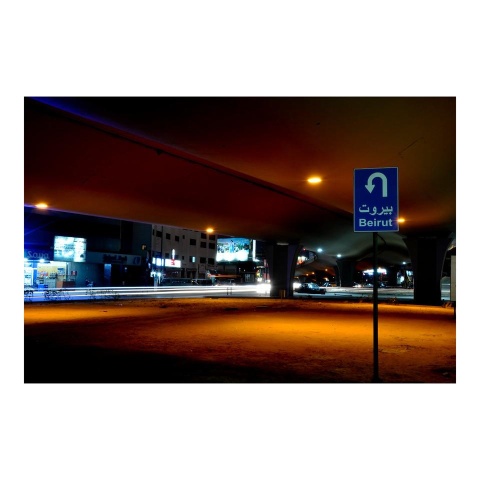 Beirut's Nightcall