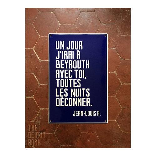 Jean-Louis A. vs. Beirut