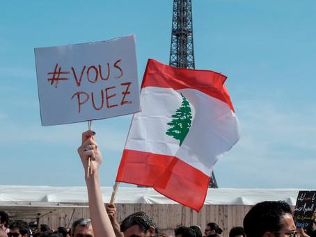 #YouStink au Trocadéro