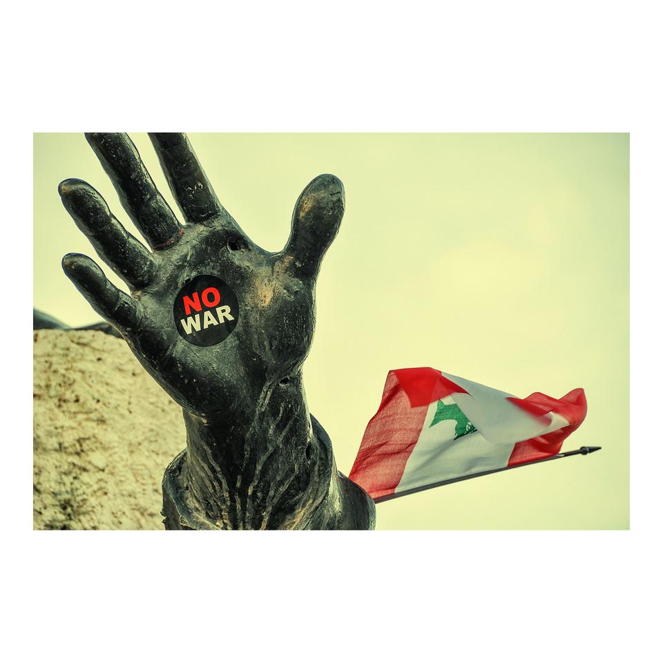 Beirut's Desperate Plea nº1