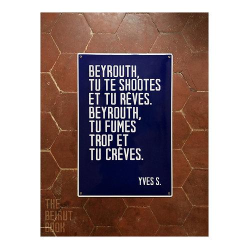 Yves S. vs. Beirut