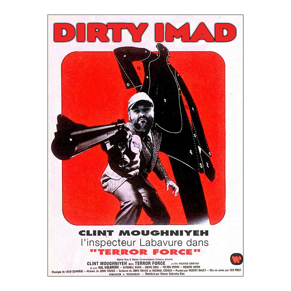 Dirty Imad | Illustration de David Hury