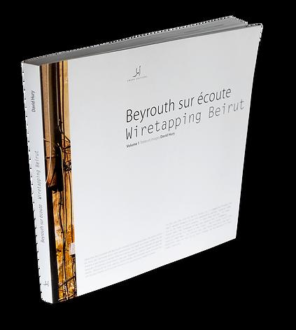 david hury,auteur,livre,Beyrouth sur écoute,Amers Editions
