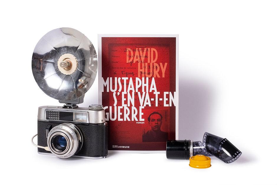 Mustapha s'en va-t-en guerre Mai 1959 David Hury