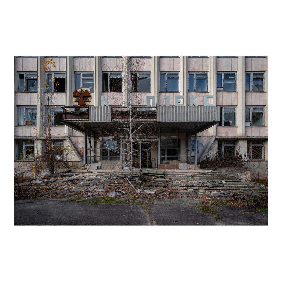 Pripyat, le siège de l'administration atomique.