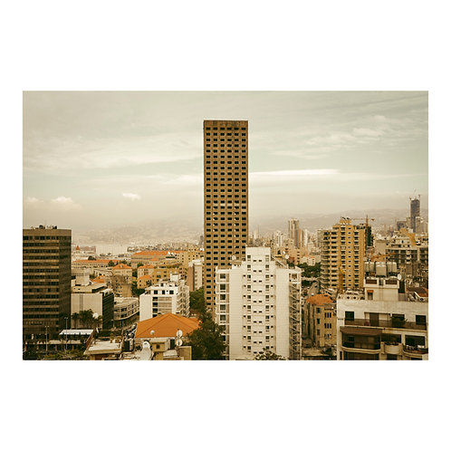 Beirut's Monolith