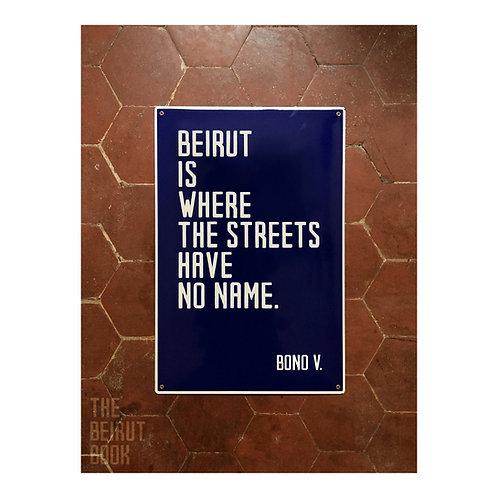 Bono V. vs. Beirut