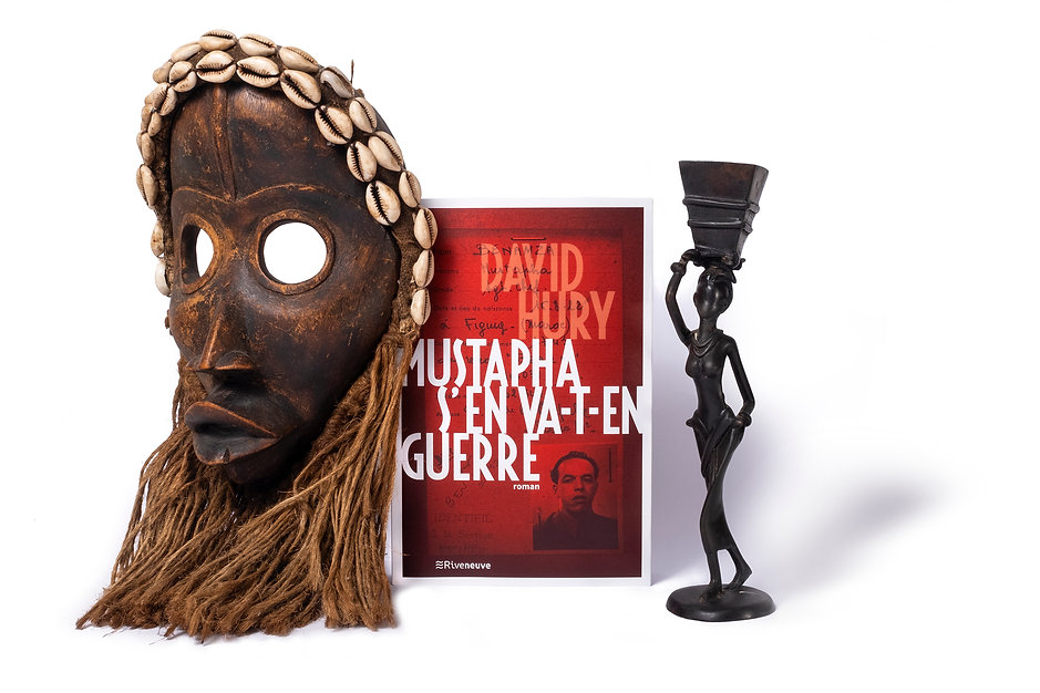 Mustapha s'en va-t-en guerre Juillet 1931 David Hury