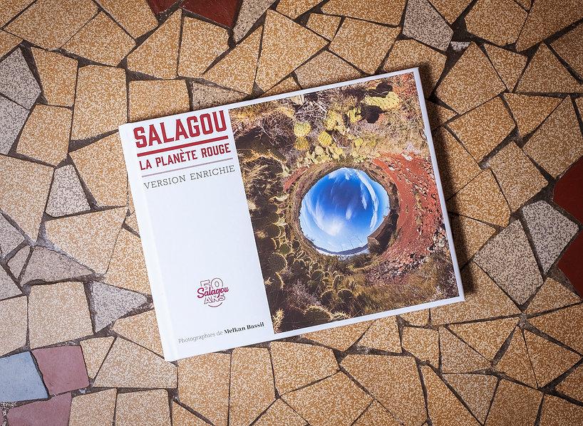 Salagou la planète rouge Melkan Bassil www.editorial.paris