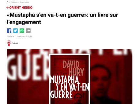 Mustapha s'en va-t-en guerre (RFI)