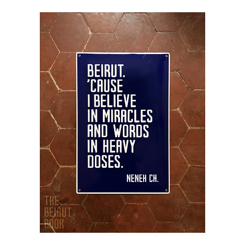 Neneh Ch. vs. Beirut