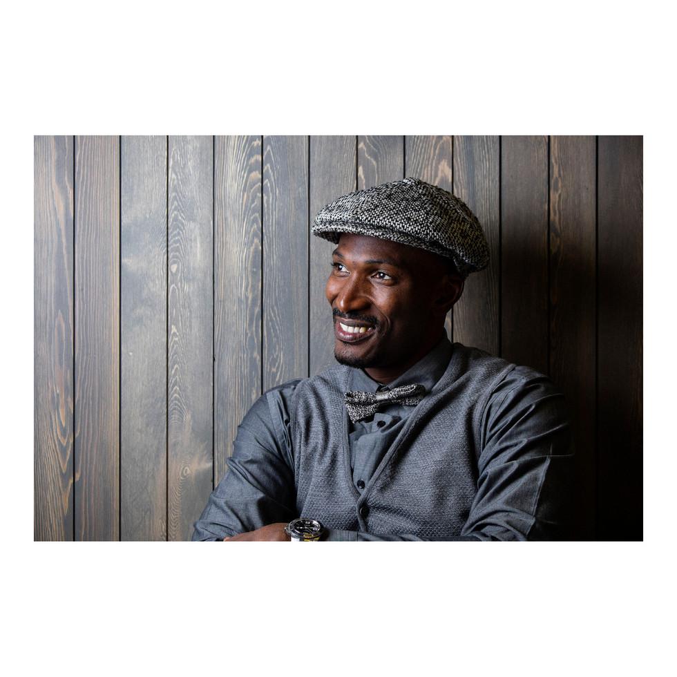 Mohamed Sidibé, 2017.