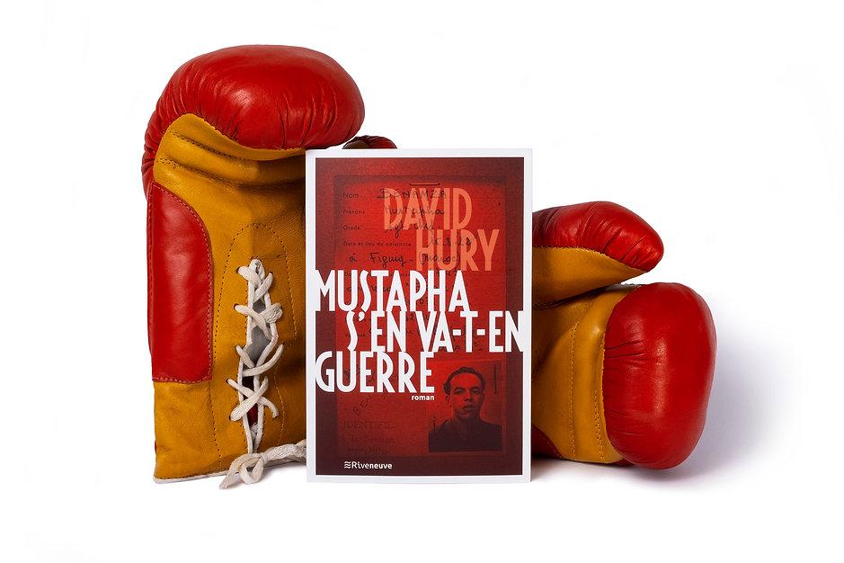 Mustapha s'en va-t-en guerre Octobre 1947 David Hury