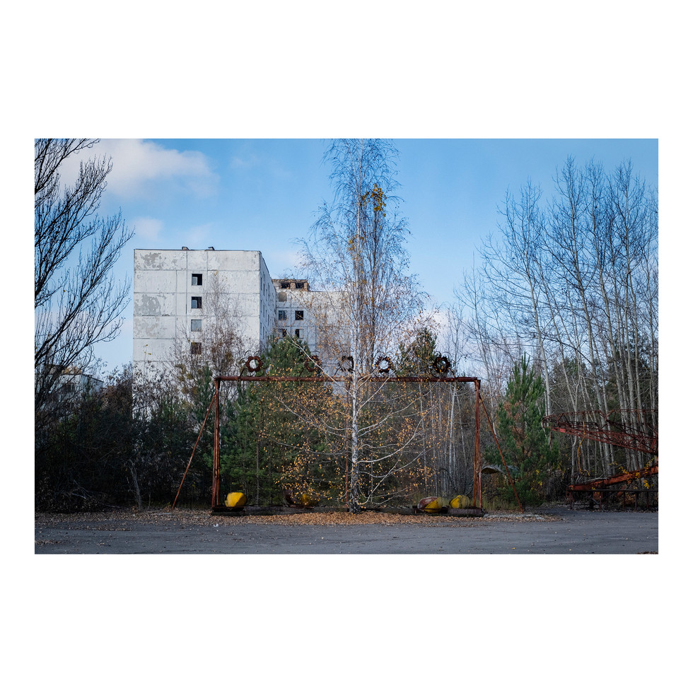 Pripyat, le lunapark.