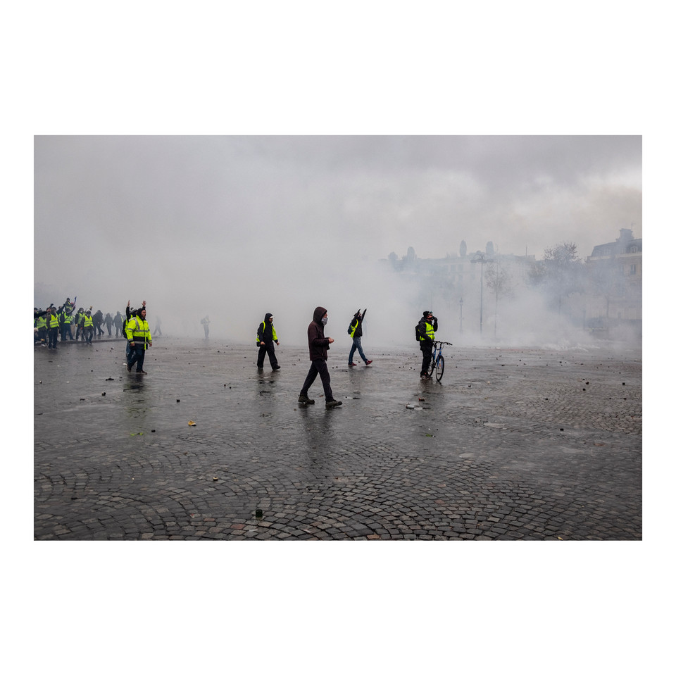 Gilets jaunes | Burning Man