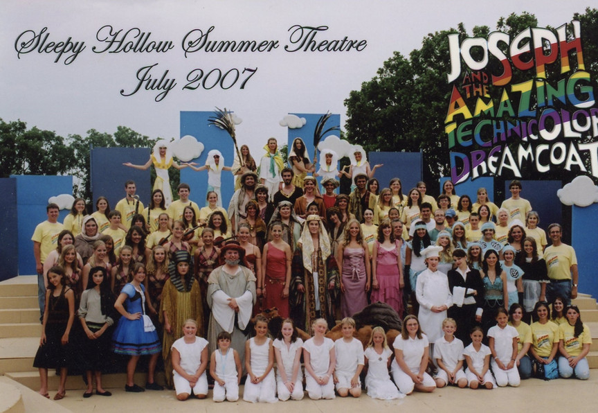 Joseph and the Amazing Techincolor Dreamcoat
