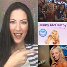 Our Interview w/ Jenny McCarthy on SiriusXM Radio Channel 109