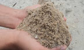 Os diferentes tipos de areia para construção civil