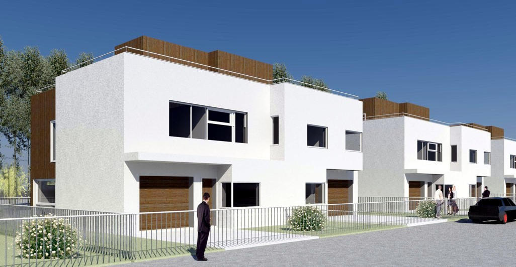 Dach taras_od ulicy