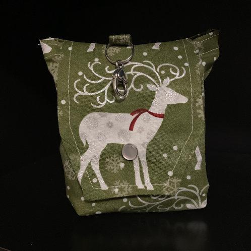 Eco Friendly Reusable Bag - Reindeer