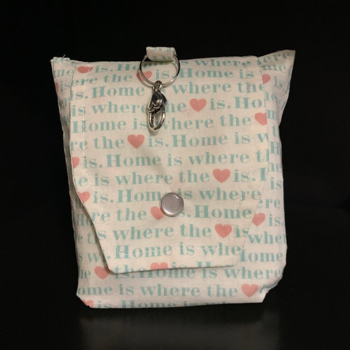 Eco Friendly Reusable Bag - Home