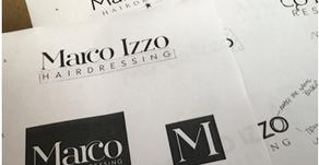 New logo for Marco Izzo Hairdressing