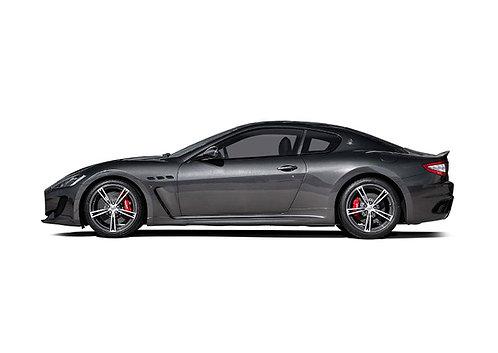 Maserati GranTurismo Stradale - Postcard