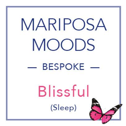 Mariposa Moods Oil - Blissful