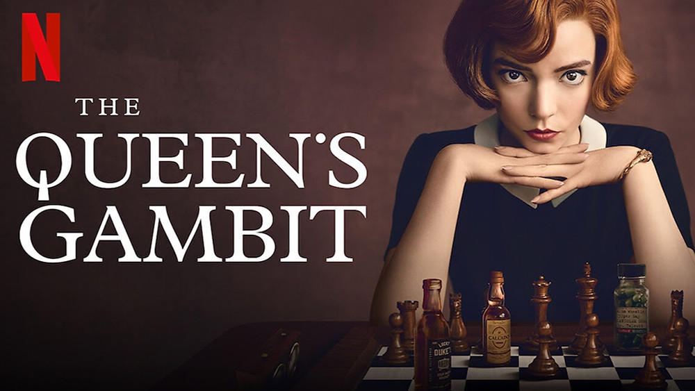 The Queen's Gambit logo