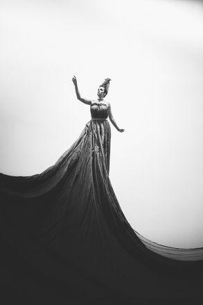 Model: Janina Fotograf: Dirk Haller - Fatalfoto