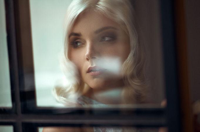 Model: Marisa Martini Fotograf: Christoph Gellert