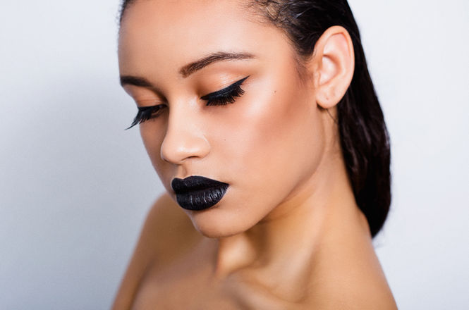 Model: Nsrda Tanya Fotografin: Yvonne Söngen