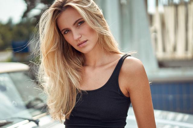 Model: Leonie Fotograf: Christoph Gellert