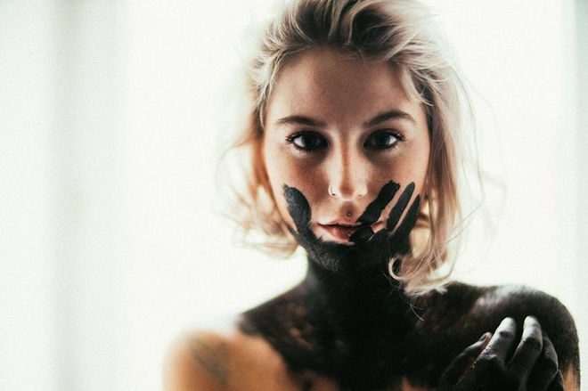 Model: Viviana Farfalla Fotograf: Timo Barwitzki