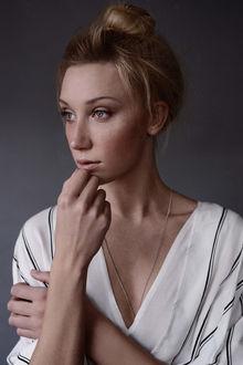 Model: Sonja Schula Fotografin: Eva Zocher