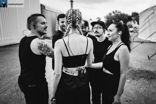 Band: Glasperlenspiel Fotograf: Markus Haner
