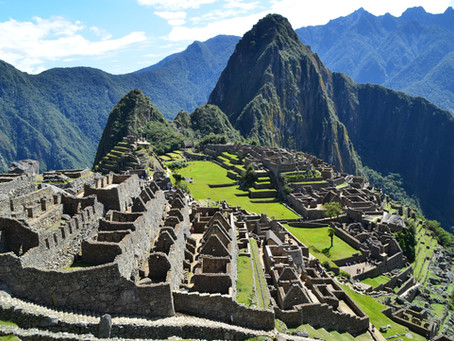 Best of the Best Virtual Tours: Machu Picchu