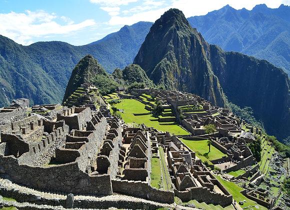 Fair Trade Organic Peru