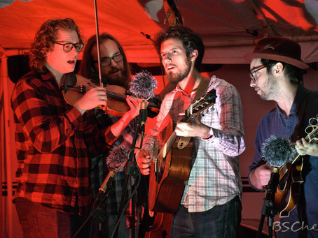 Scenes from the 2019 Ocean State Bluegrass Festival & Pick-nic