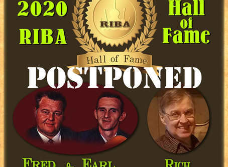 POSTPONED: 2020 RIBA Hall of Fame Induction Ceremony