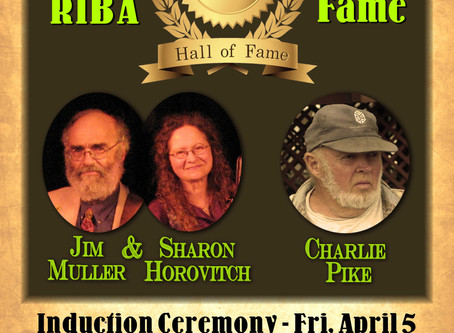 Tickets now on sale for the 2019 RIBA Hall of Fame Ceremony to be held Friday, April 5th!