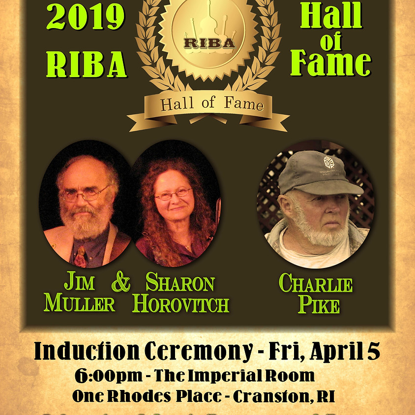 2019 RIBA Hall of Fame Induction Ceremony