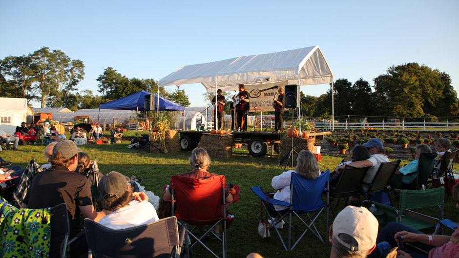 Scenes from the 2021 Ocean State Bluegrass Festival & Pick-nic