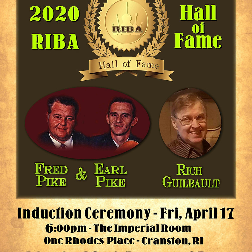 2020 RIBA Hall of Fame Induction Ceremony