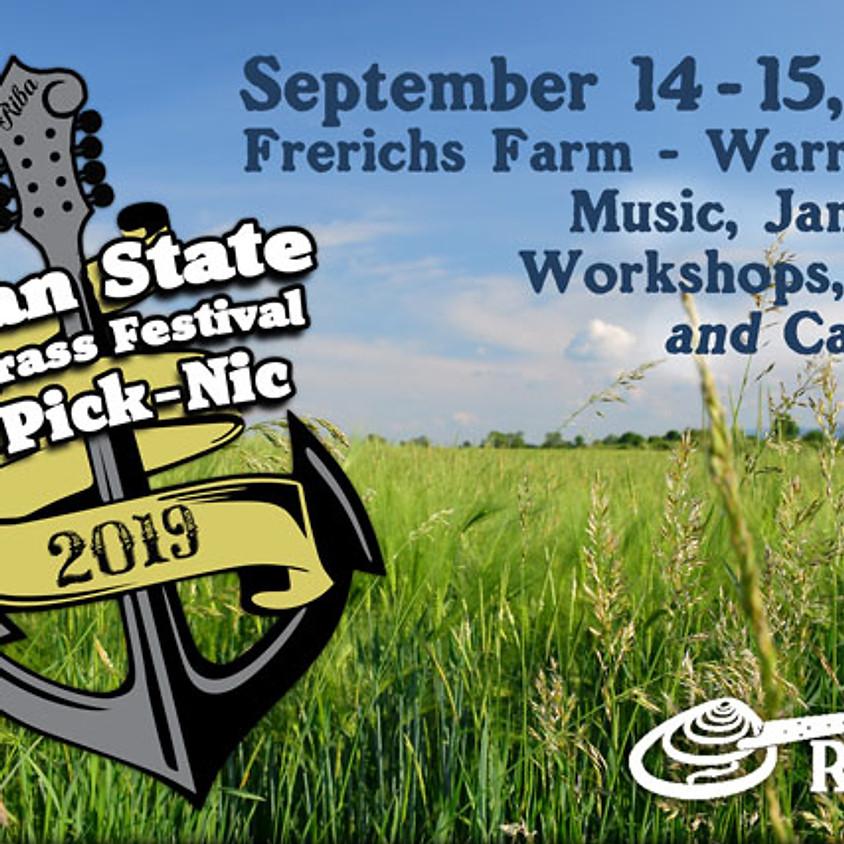 Ocean State Bluegrass Festival & Pick-nic