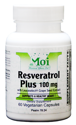 Resveratrol Plus 100mg