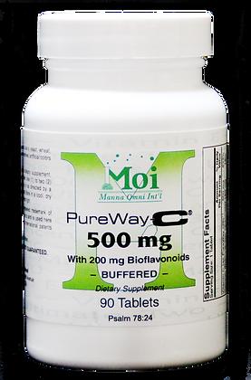 PureWay-C® 500mg