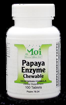 Papaya Enzyme Chewables