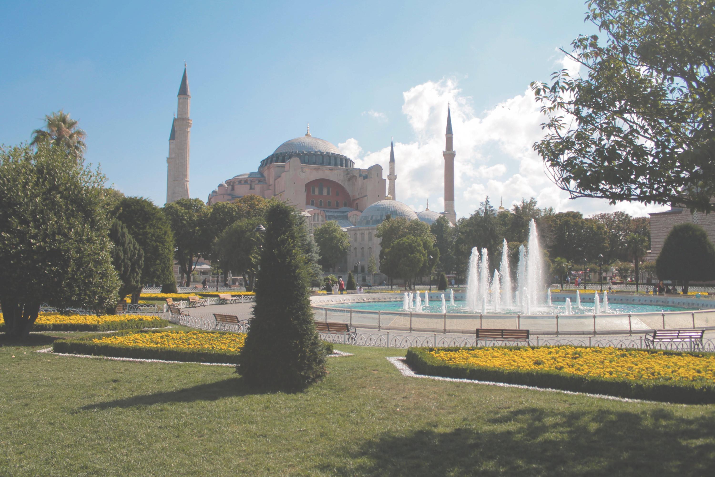 semt gezileri: sultanahmet